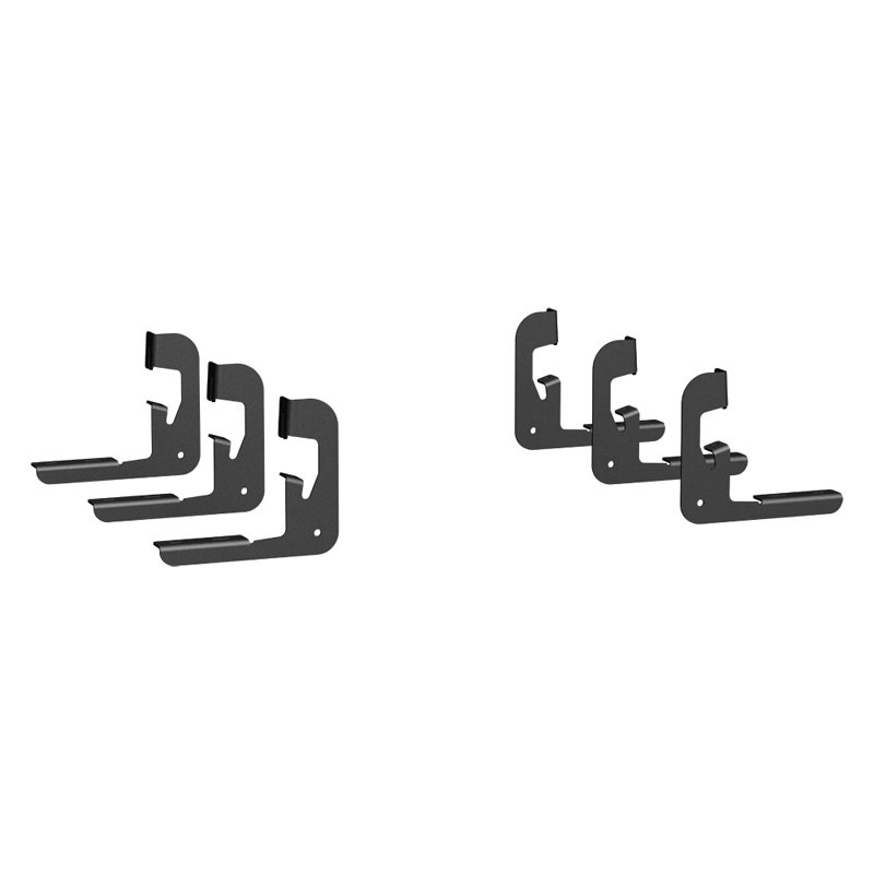 purchase Luverne® 401443 - Grip Step™ and Regal 7™ Step Boards Black Mounting Brackets 2017 for Car & Truck online